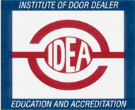 County Garage Door Company: IDEA Accredited